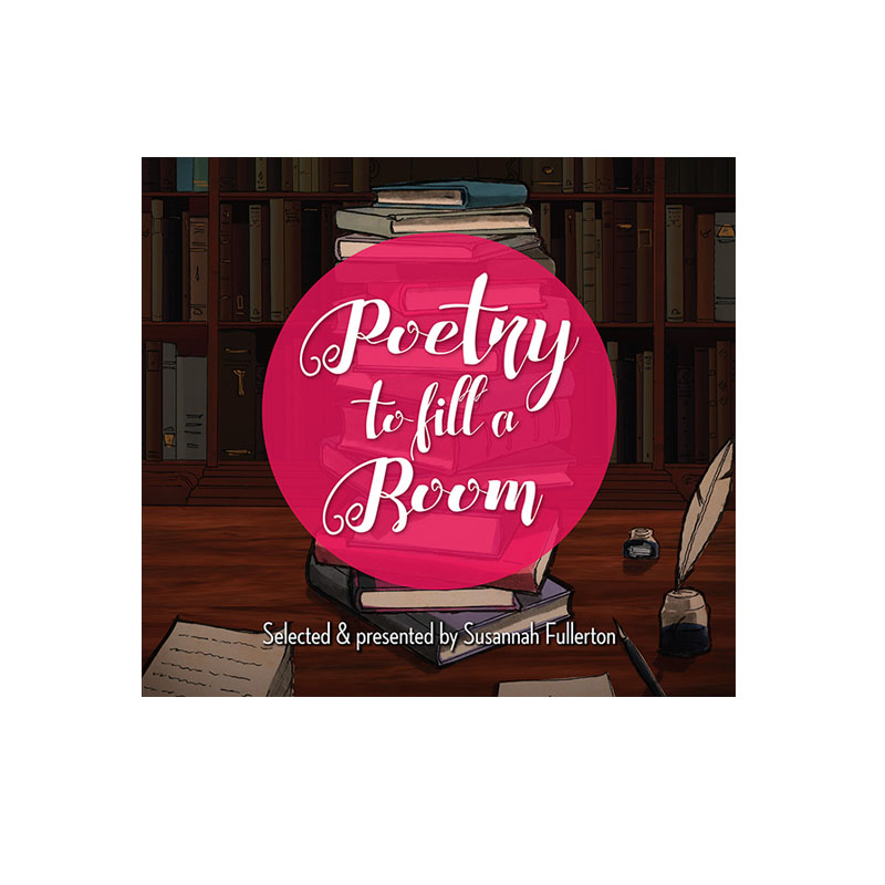 Poetry To Fill A Room: Audio CD