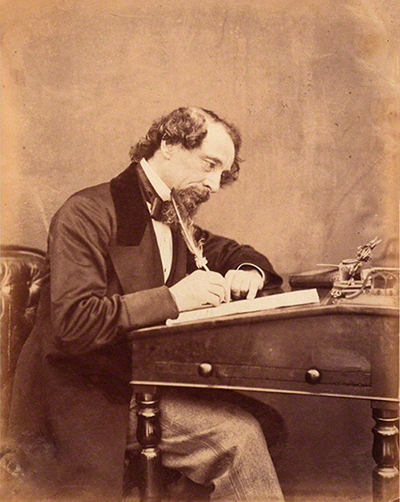 Charles Dickens image