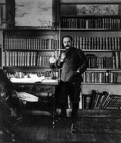 Rudyard Kipling image