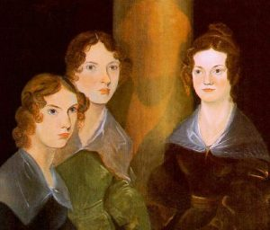 The Brontë sisters image