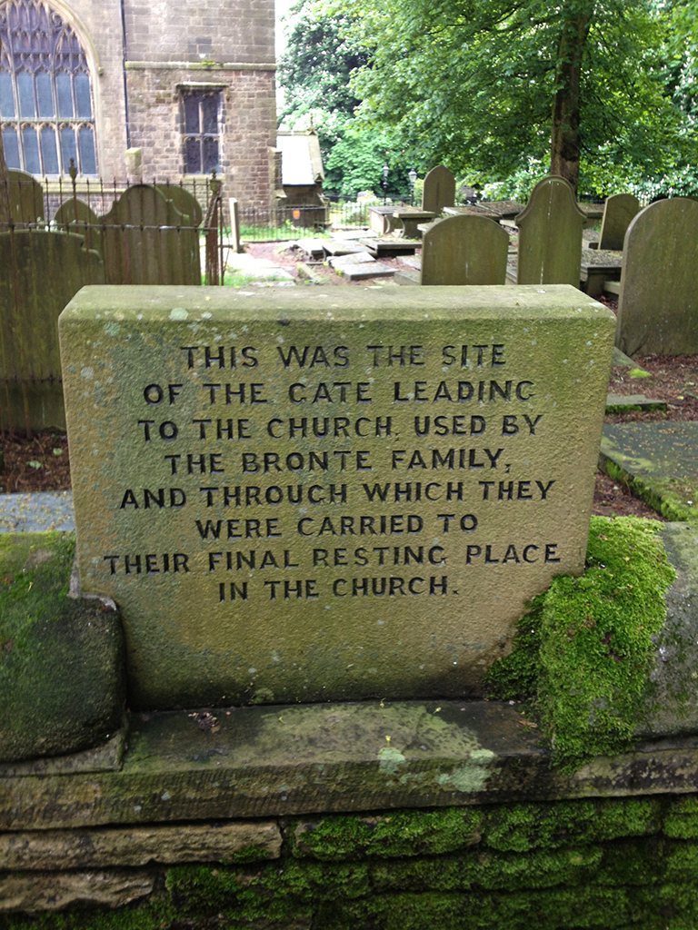 Brontë Parsonage, Haworth, West Yorkshire, England