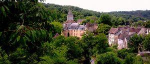 Gargilesse village image