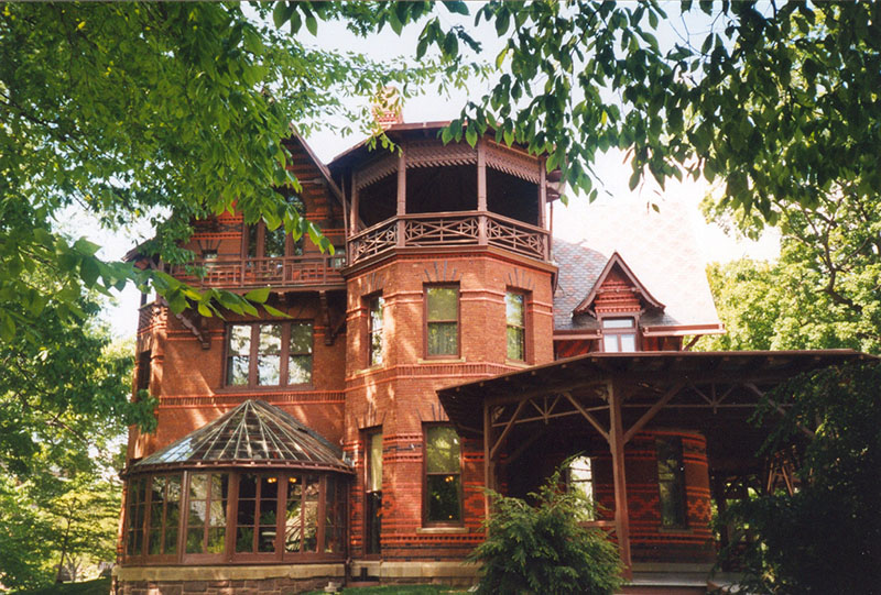 Mark Twain House and Museum, Hartford, USA, image