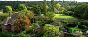 Sissinghurst Gardens England image