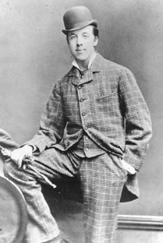 Oscar Wilde at Oxford image