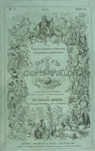 David Copperfield by Charles Dickens - cover image