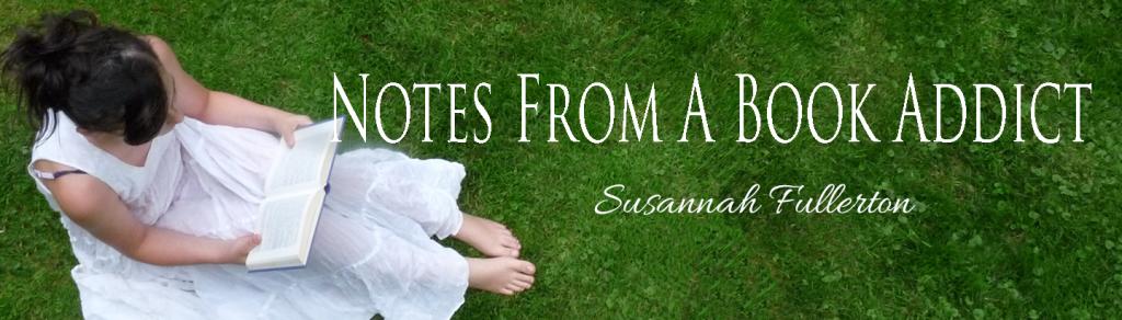 Susannah Fullerton newsletter banner