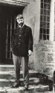 D.H. Lawrence by Lady Ottoline Morrell