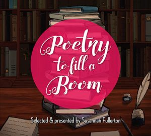 Poetry To Fill A Room, poems by Susannah Fullerton, image