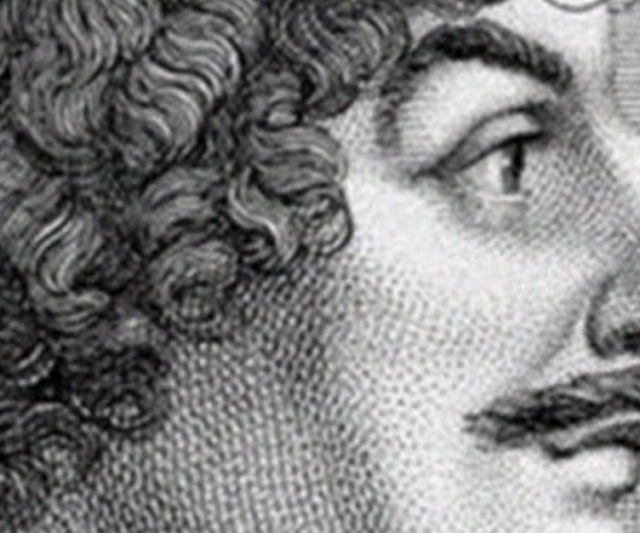 Robert Herrick's face by Unknown - Internet, Public Domain, https://commons.wikimedia.org/w/index.php?curid=47241508