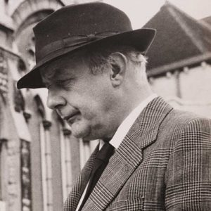 Sir John Betjeman (1906-1984). By Daily Herald Archive at the National Media Museum