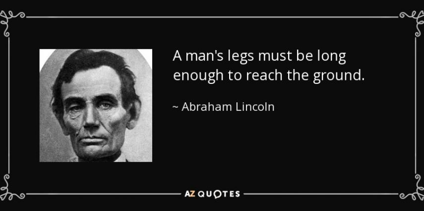 Abraham Lincoln Quote, AZ Quotes
