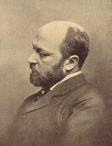 Henry James in 1890