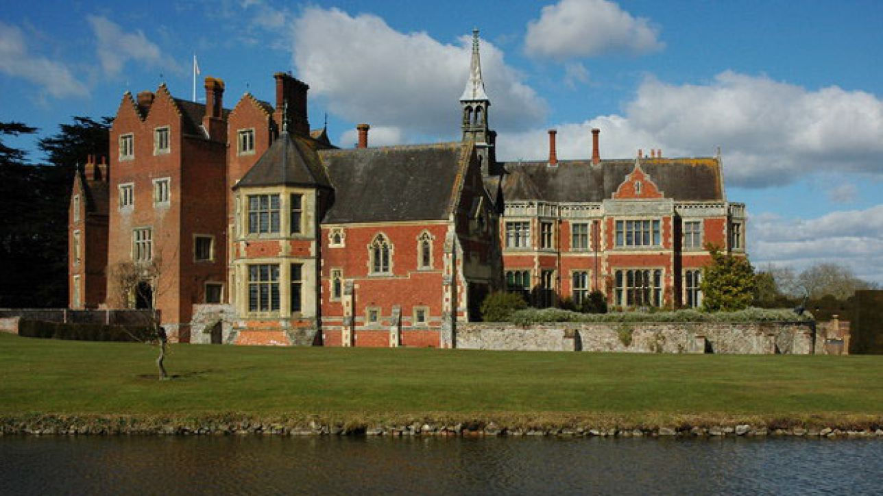 Madresfield Court, by Philip Halling