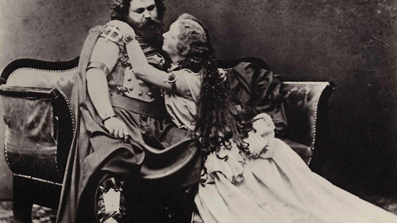 Richard Wagner's Tristan und Isolde in 1865