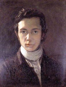 William Hazlitt self-portrait (1802)