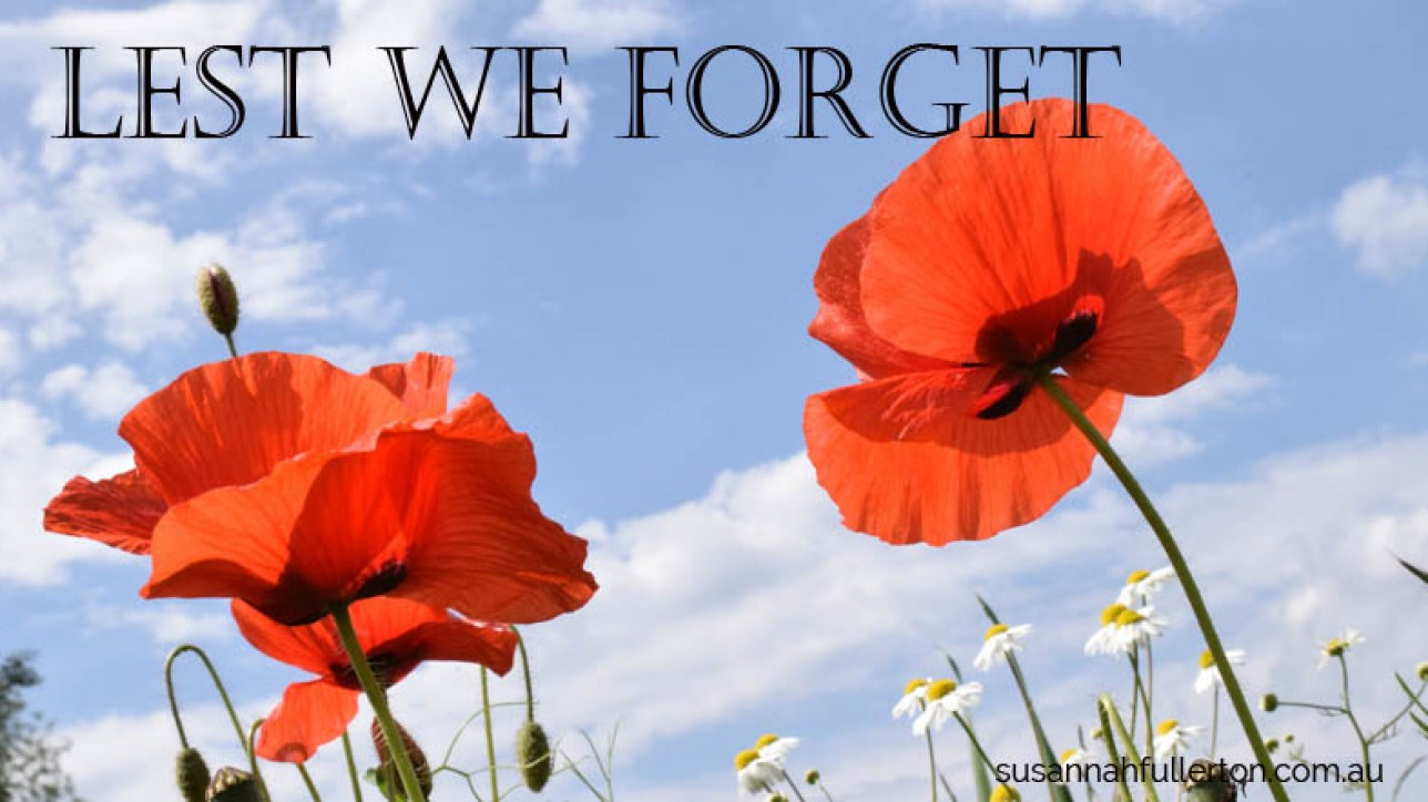 lest we forget - photo #11