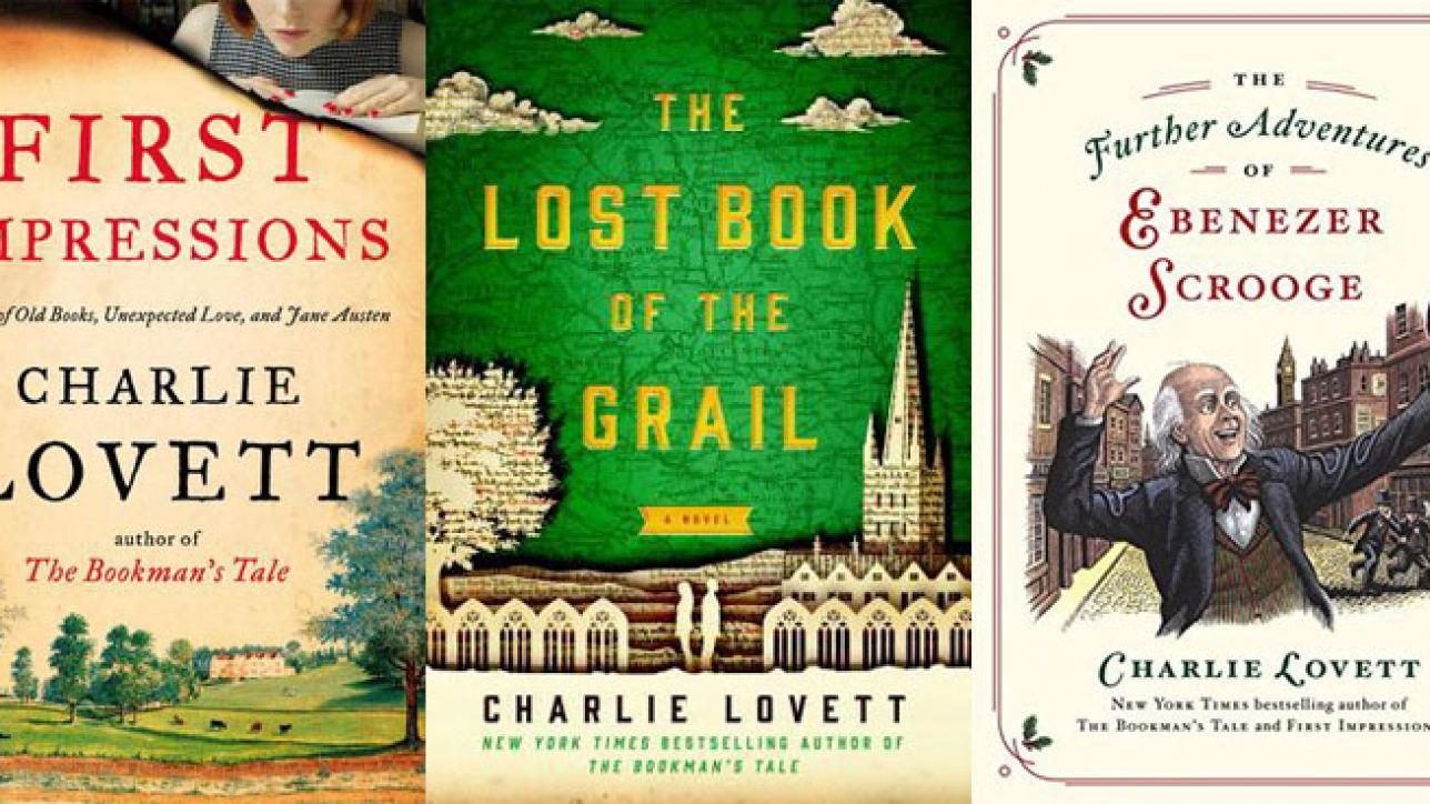 Charlie Lovett books by Susannah Fullerton