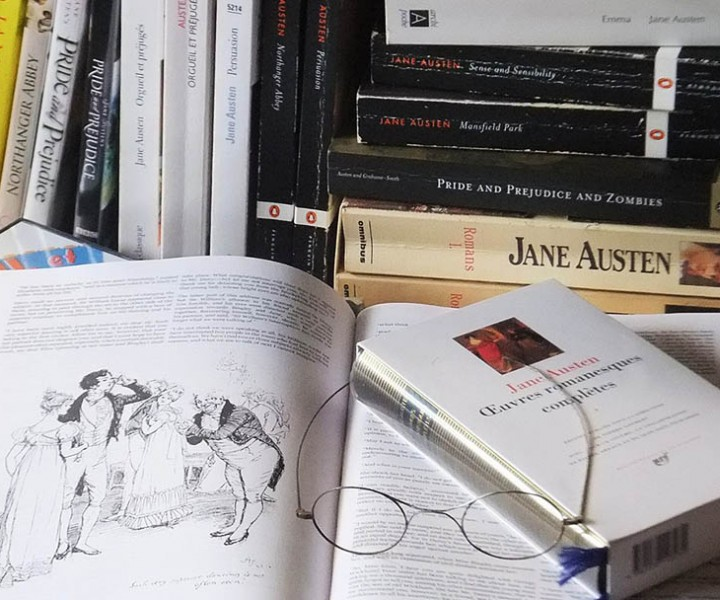 Jane Austen Library