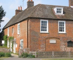 Jane Austen's house at Chawton