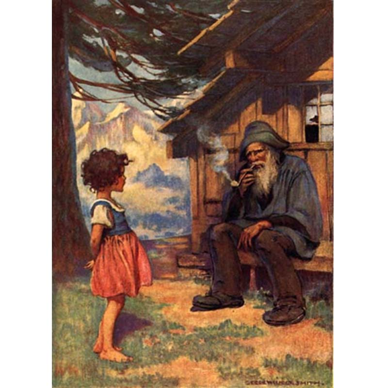 A Reader's Guide to Grandparents In Literature