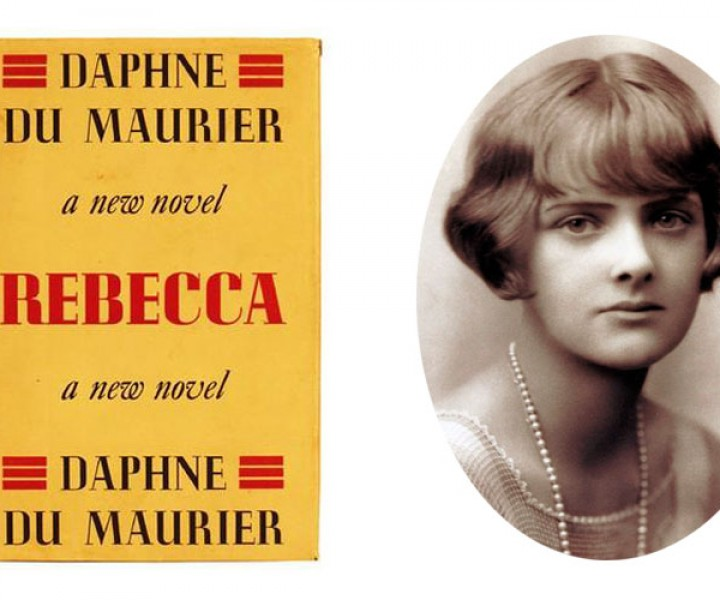 Daphne du Maurier & Rebecca