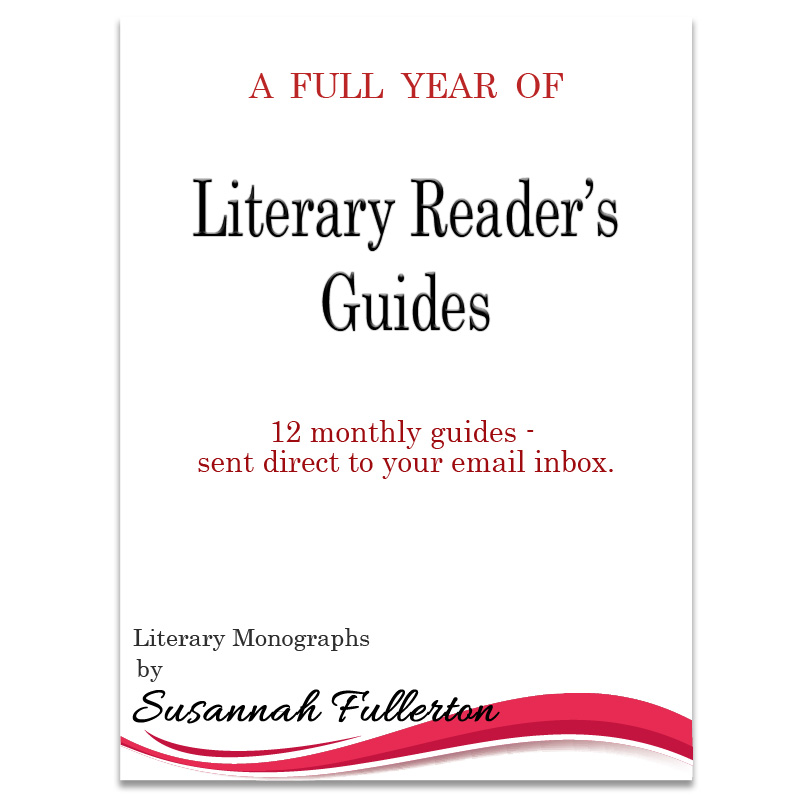 A Full Year of Literary Reader's Guides