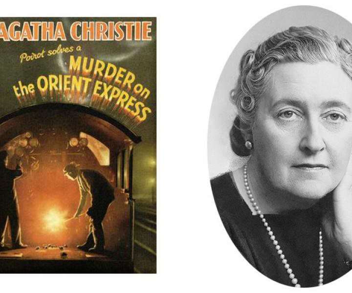 Agatha Christie & Murder on the Orient Express