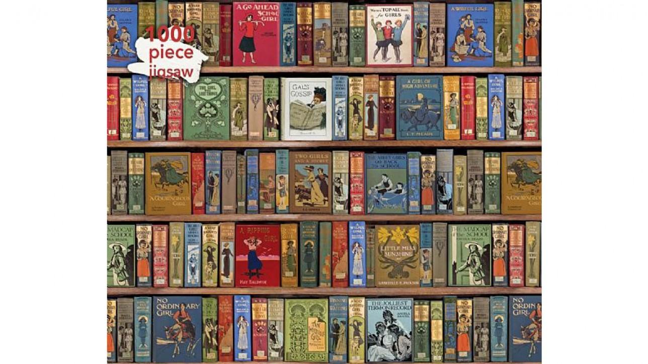 1000 literary jigsaw