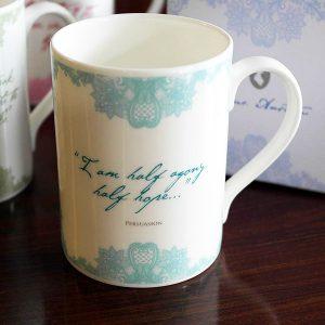 'Persuasion' Mug