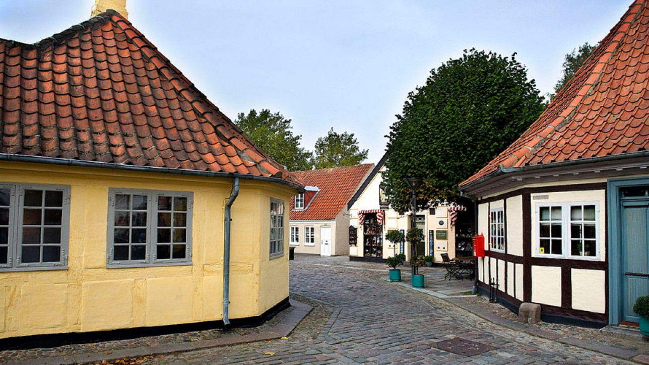 Birthplace of Hans Christian Andersen, Odense