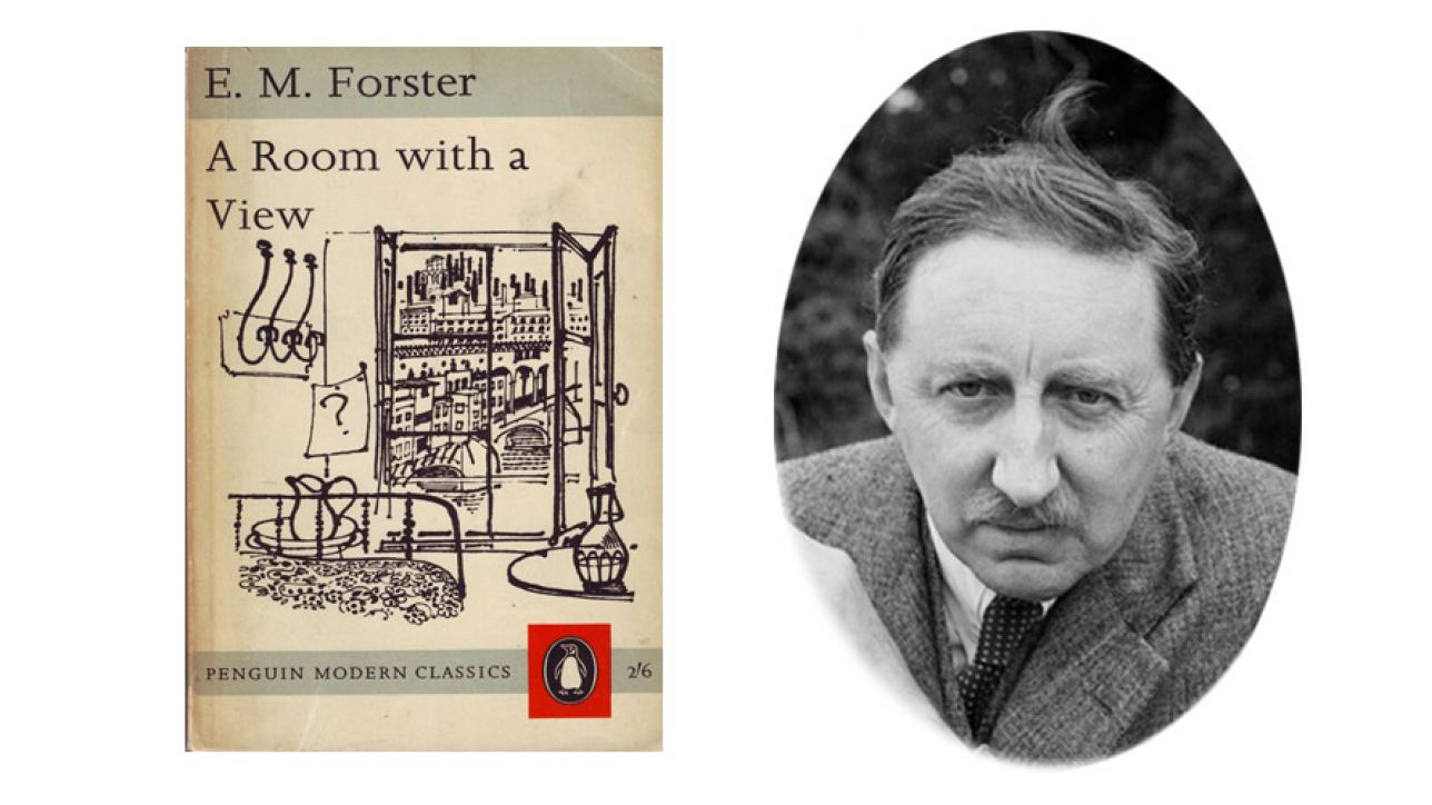 EM Forster & A Room with a View