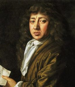 Painting of Samuel Pepys by John Hayls [cropped]