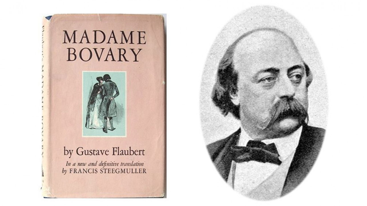 Gustave Flaubert Madam Bovar