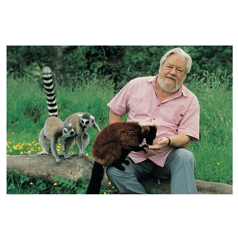 A Reader's Guide to Gerald Durrell & 'My Family and Other Animals'