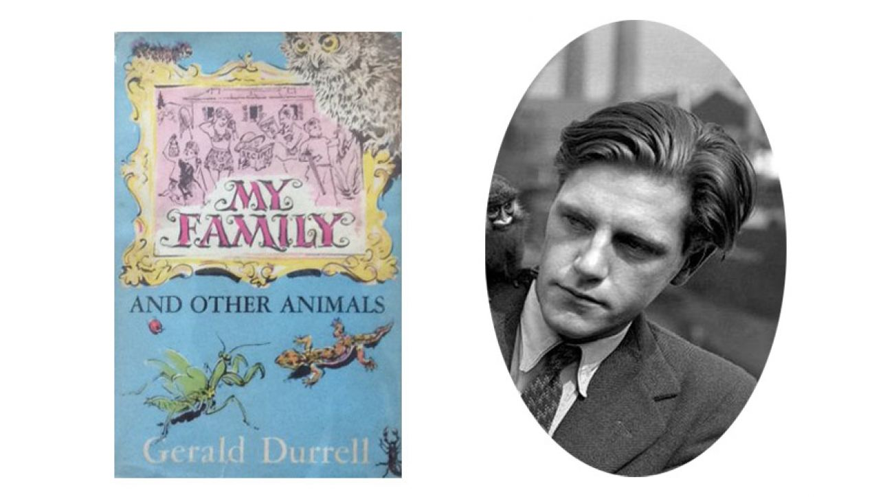 Gerald Durrell My Family & Other Animals