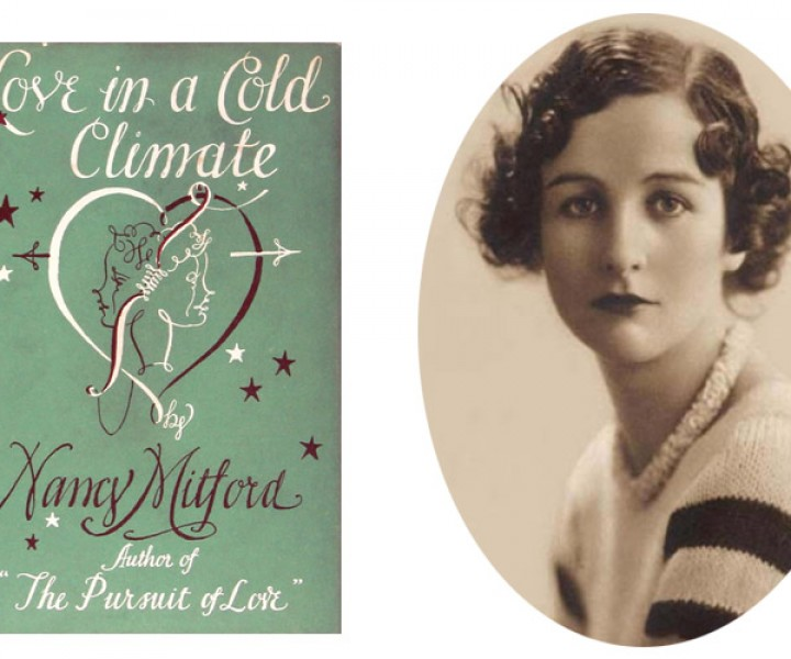 Nancy Mitford Love in a Cold Climate