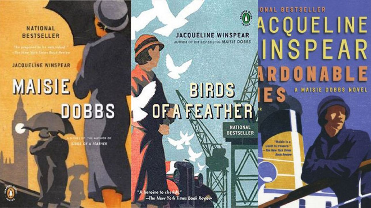 Maisie Dodds books by Jacqueline Winspear