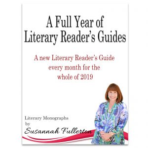 Susannah Fullerton's A full year of Literary Readers Guides for 2019