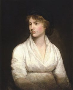 Mary Wollstonecraft by John Opie