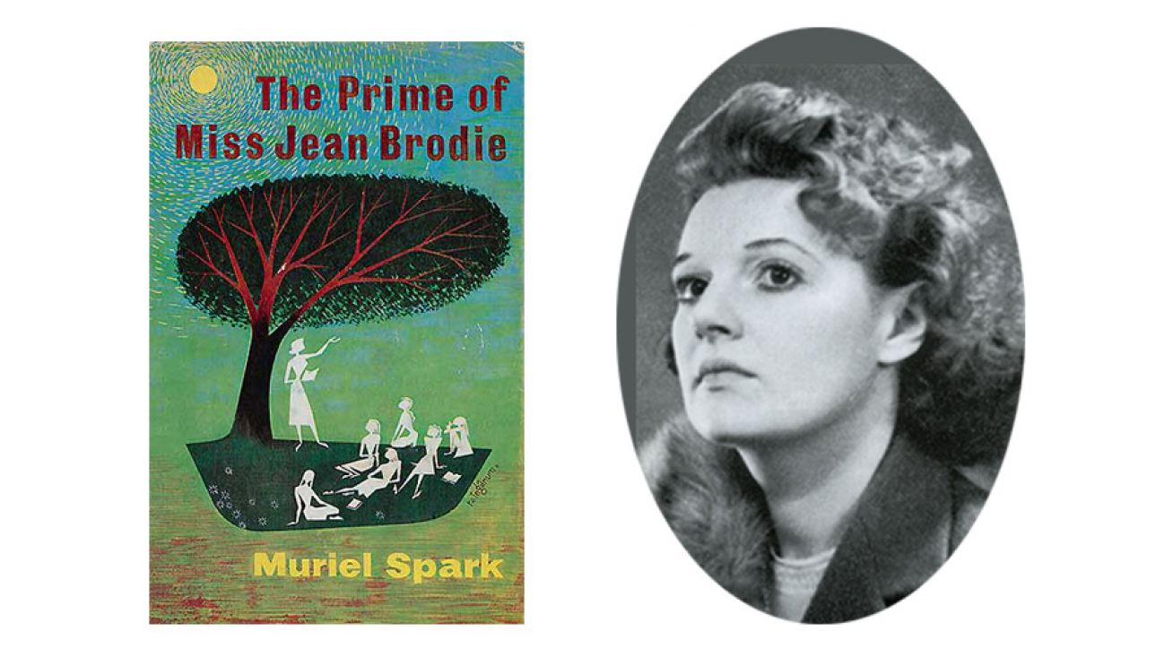 Muriel Spark, The Prime of Miss Jean Brodie