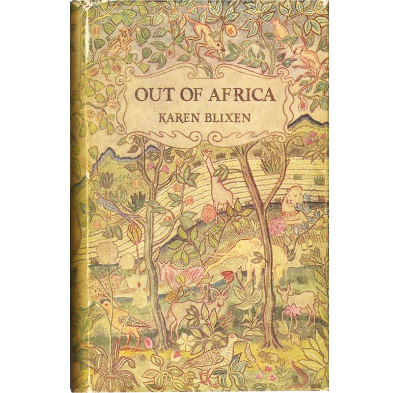 A Reader's Guide to Karen Blixen & 'Out Of Africa'