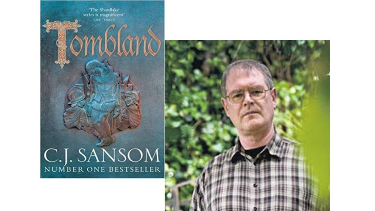 CJ Sansom & Tombland