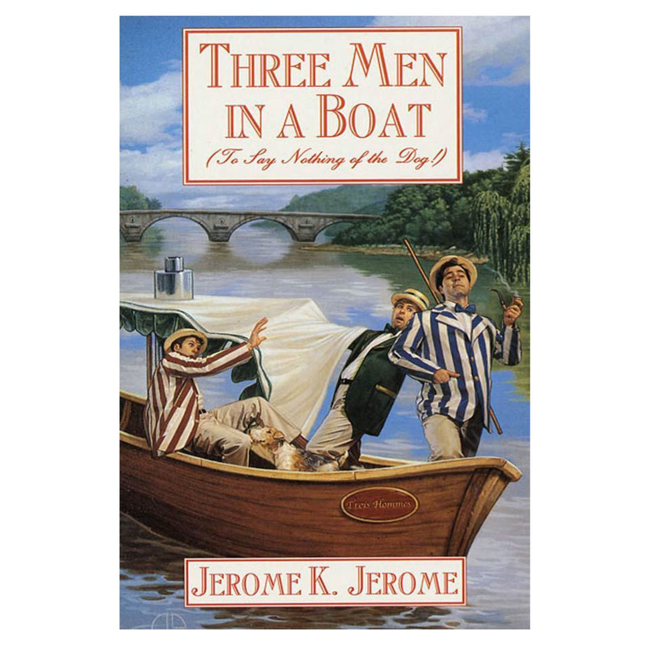 A Reader's Guide to Jerome K. Jerome & 'Three Men in a Boat'