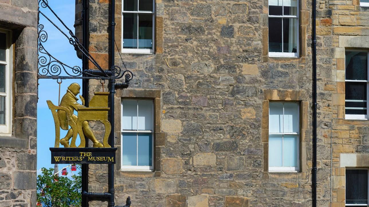 Edinburgh Writers Museum