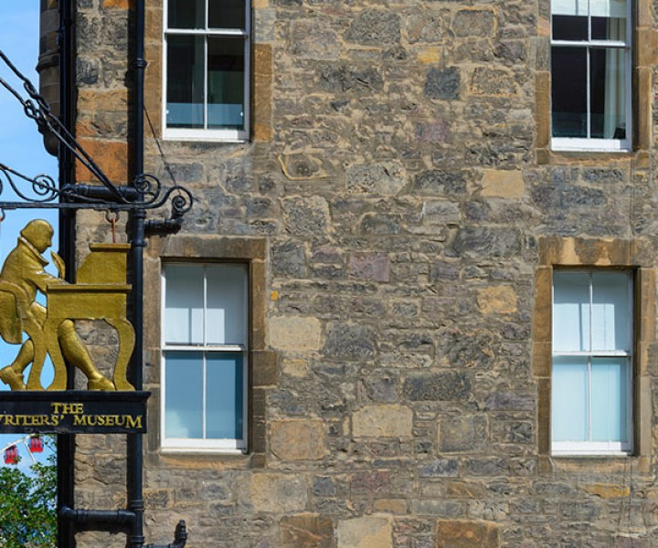 Edinburgh Writers Museum