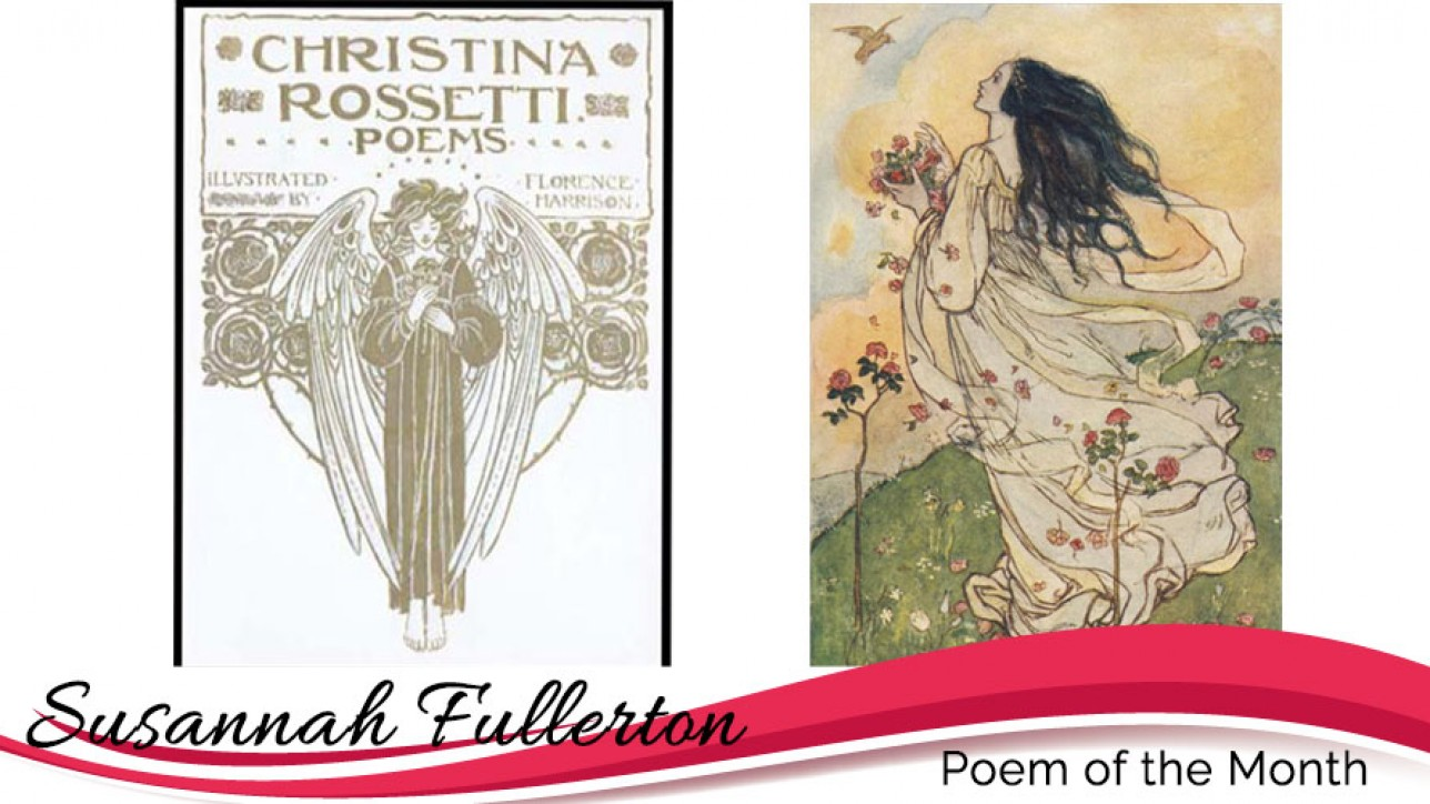 Christina Rossetti Poems 1910, illustrated by Florence Harrison
