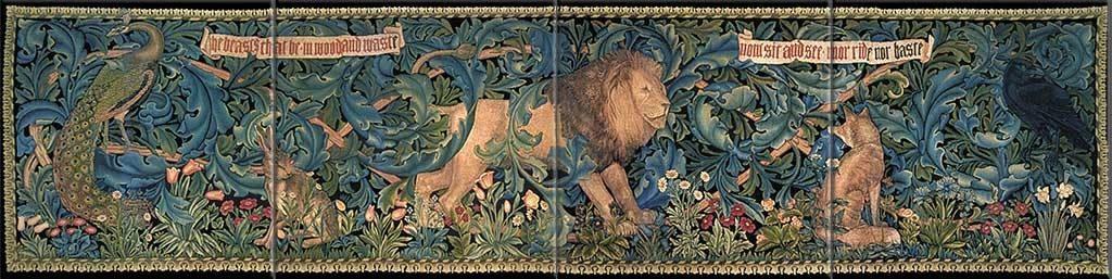 The Forest, William Morris