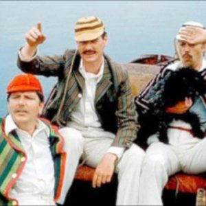 Three Men in a Boat 1975 BBC adaptation