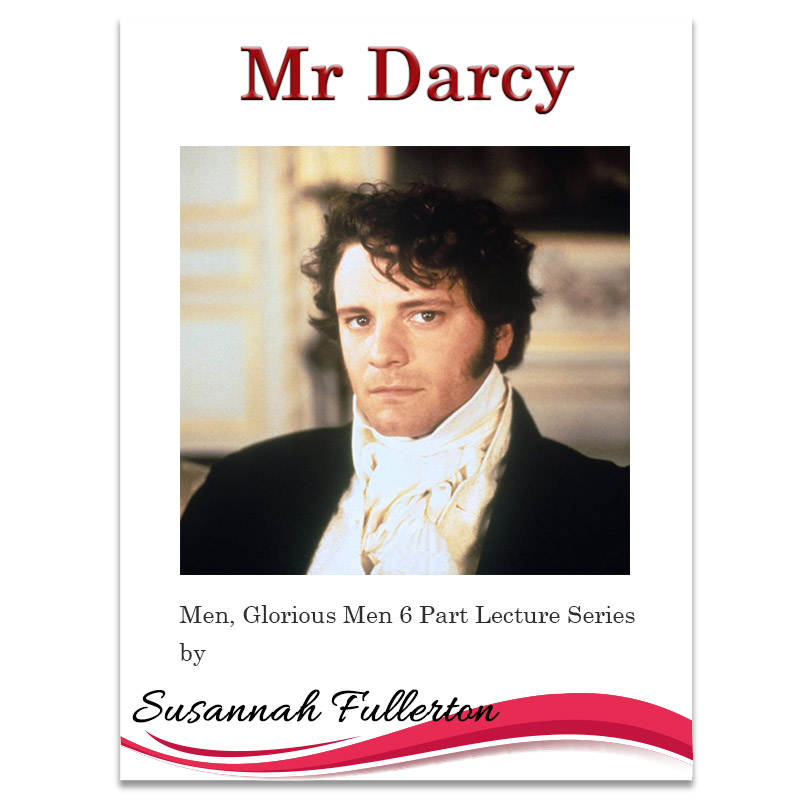 Lecture 2 - Mr Darcy